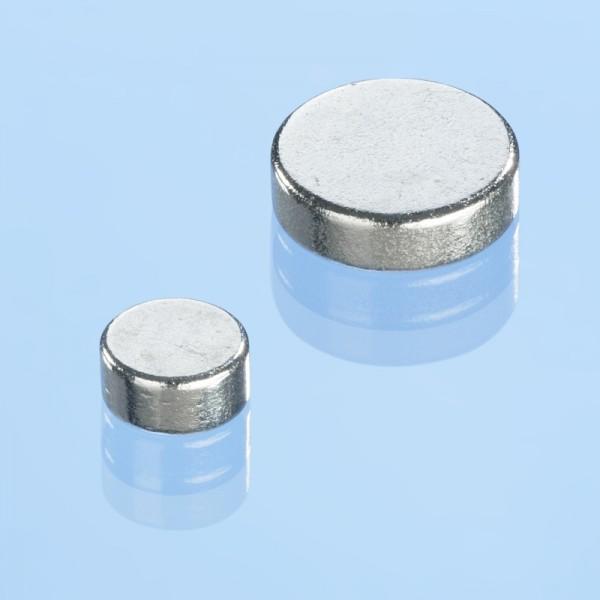 Power-Magnet, 6 mm ø, 5 Stück