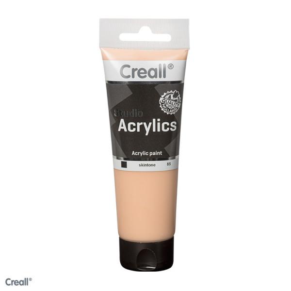 Creall-studio Acrylfarbe, 120 ml, Hautfarbe
