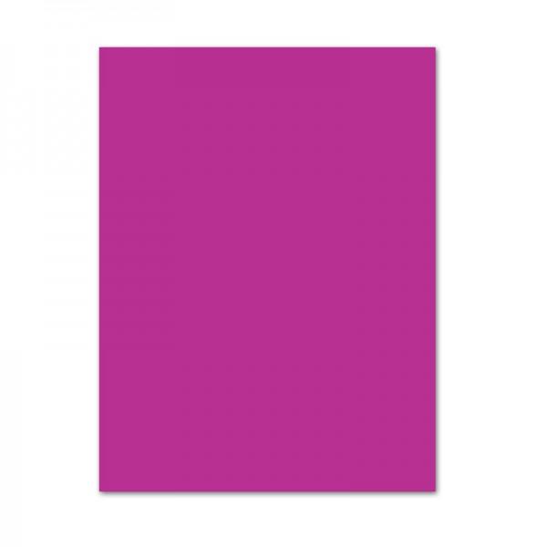 Tonpapier, 10er Pack, 130 g/m², 50x70 cm, eosin