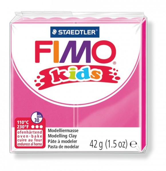 FIMO kids, Modelliermasse, 42 g, pink