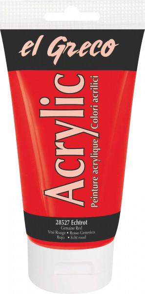 Acrylfarbe el Greco Acrylic, 150 ml - Echrot