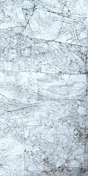 Wachsplatte, 200x100x0,5mm, antiksilber