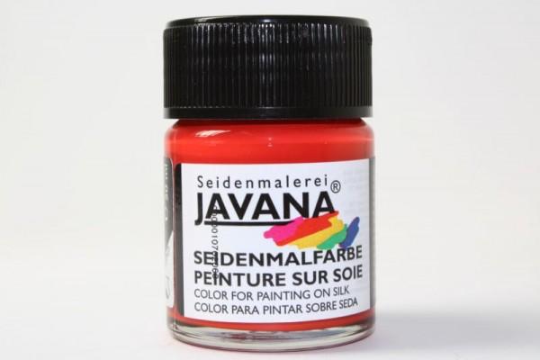 JAVANA Seidenmalfarbe, 50 ml, Rot