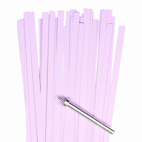 Quilling Papierstreifen, 5mm x 450mm, ametyst