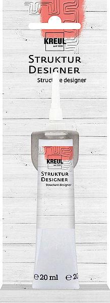 Kreul Strukturdesigner, 20 ml