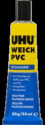 UHU weich pvc, 30 g
