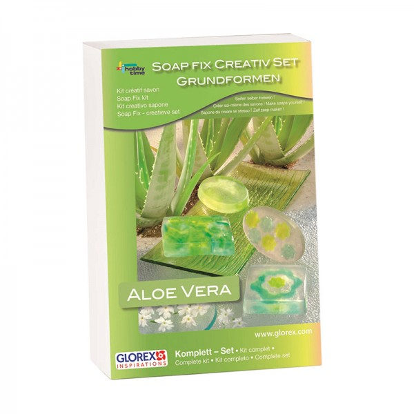 Soap Fix Creative Set - Grundformen
