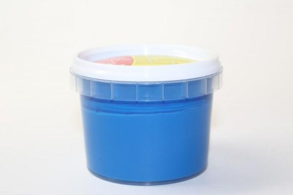 EBERHARD FABER Fingermalfarbe, 100 ml Topf, phthaloblau