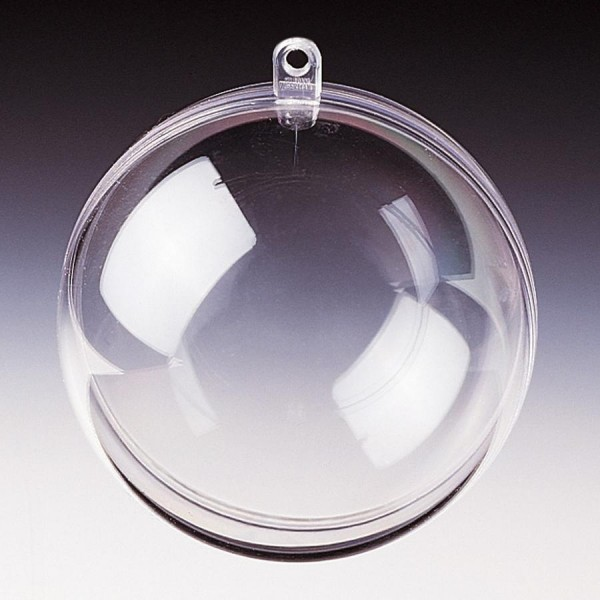 Teilbare Acrylkugel 16 cm Ø