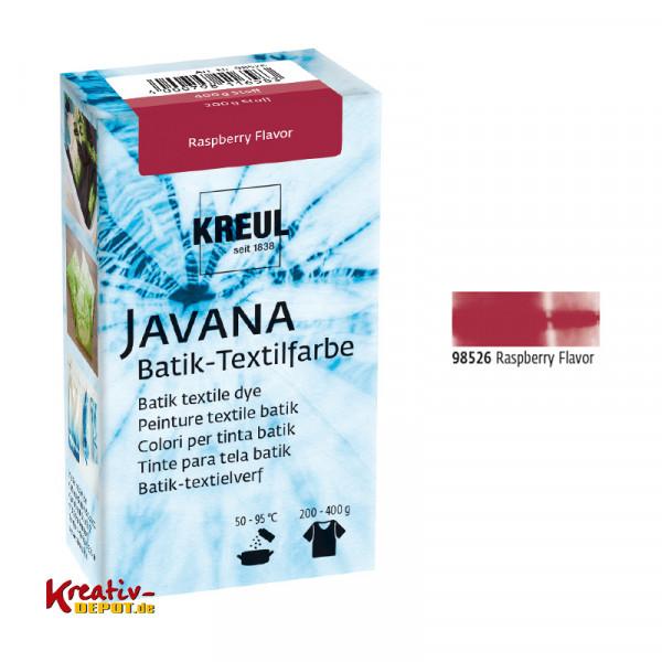 Javana Batik Textilfarbe 70g - Rasberry Flavor