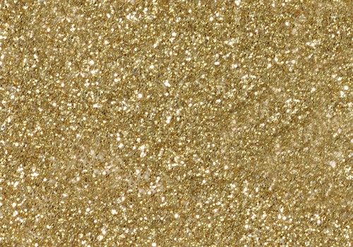 Glitter Glue, 50 ml gold