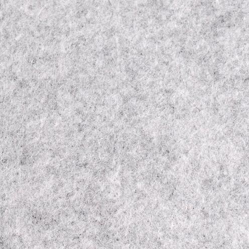 Bastelfilz, 2mm, 30x45cm, grau meliert