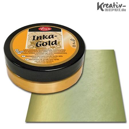 Viva Decor Inka-Gold, 62,5 g, Mintgrün
