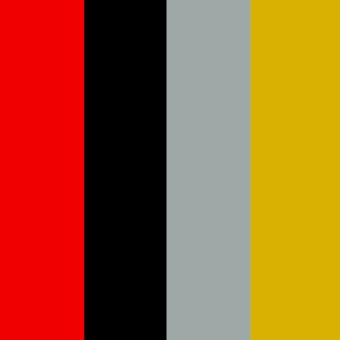 Color-Dekor Dekofolie, 10x20cm,4 Stück sortiert, Sortiment 2