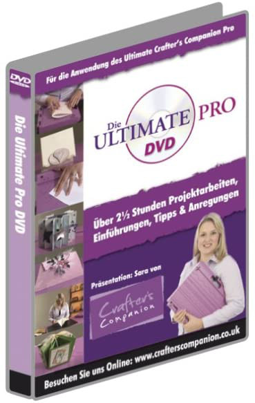 DVD Ultimate Pro, deutsch