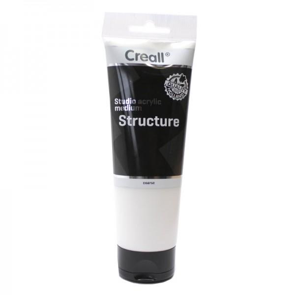 Creall-Struktur-Paste, grob, 250 ml