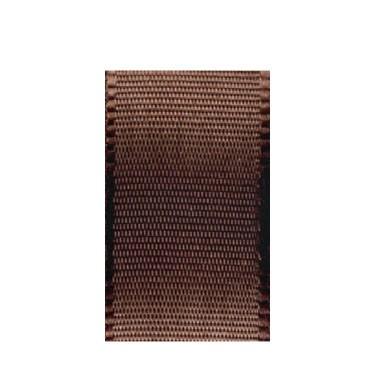Uni-Taftband, Länge 10 m, Breite 15 mm, dunkelbraun