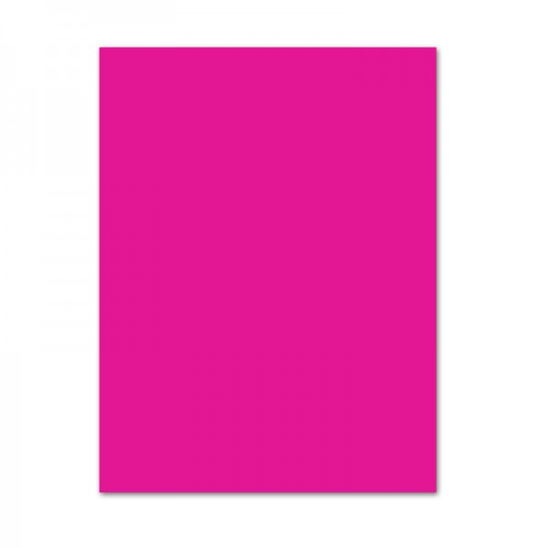Fotokarton, 10er Pack, 300 g/m², 50x70 cm, pink