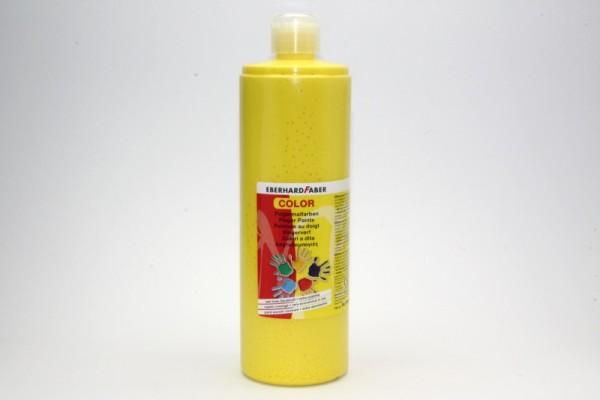 EBERHARD FABER Fingermalfarbe, 750 ml, kadmiumgelb