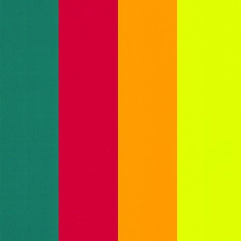 Color-Dekor Dekofolie, 10x20cm,4 Stück sortiert, Sortiment 4