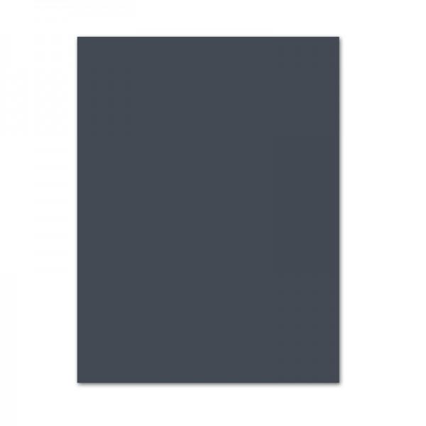 Tonpapier, 10er Pack, 130 g/m², 50x70 cm, anthrazit