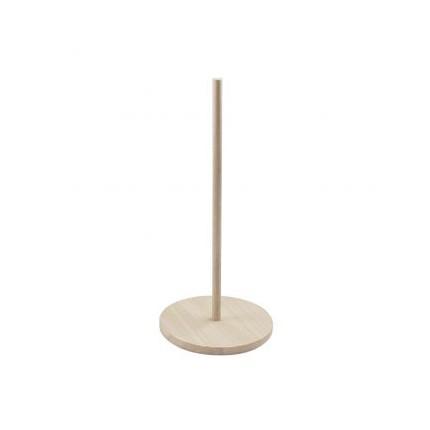 Holzständer für Styropor-Torso, Höhe 16 cm