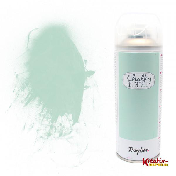 Kreidespray Chalky Finish, 400 ml - jade
