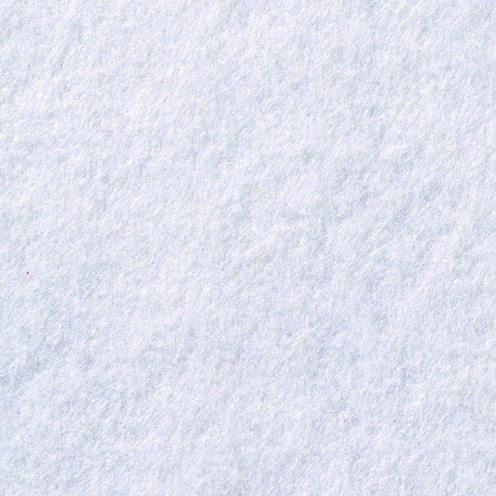 Bastelfilz, 1mm, 20x30cm,10er Pack, weiß