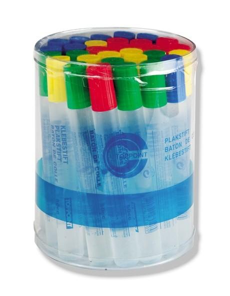 Klebestift, flüssiger Klebstoff, 30 Stück à 50 ml