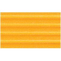 Wellpappe, E-Welle, 10er Pack, 50x70 cm, gelb