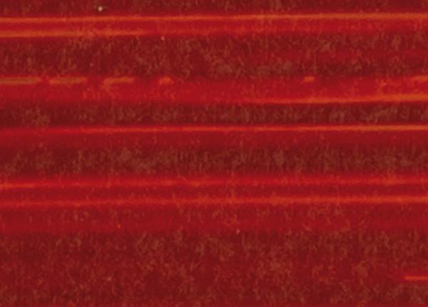 Verzierwachsplatten, gestreift, 200x100x0,5mm, 10 St., weinrot