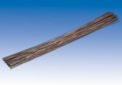 Roh-Steckdraht, geglüht, 0,80 mm Ø - 30 cm, 35 Stück
