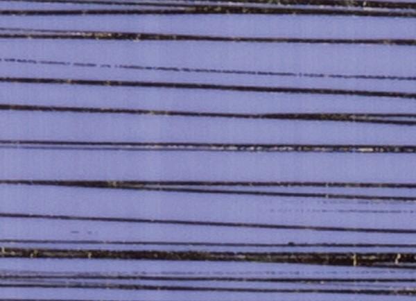 Verzierwachsplatte, gold gestreift, 200x100x0,5mm, zartflieder