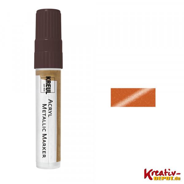 KREUL Acryl Metallic Marker XXL, kupfer