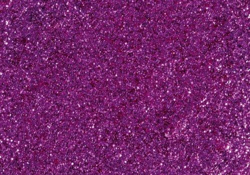 Glitter Glue, 50 ml dunkellila