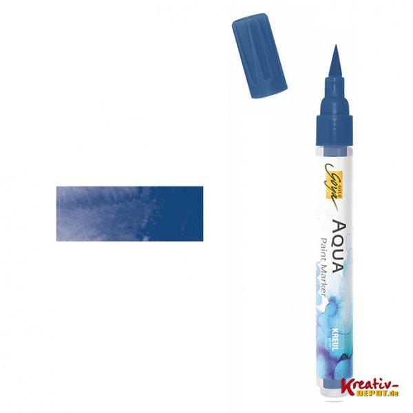 Aqua Paint Marker - Indigoblau