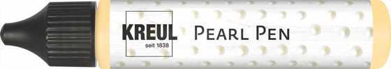 KREUL Pearl Pen, 29 ml, Creme