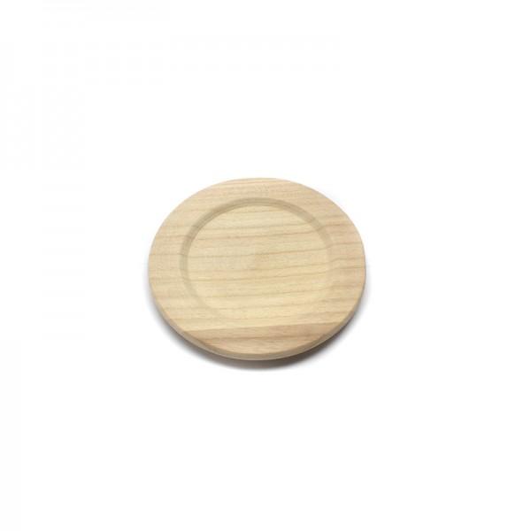 Holzteller, Ø 14,5 cm