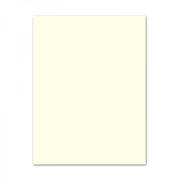 Tonpapier, 100er Pack, 130 g/m², DIN A4, perlweiß