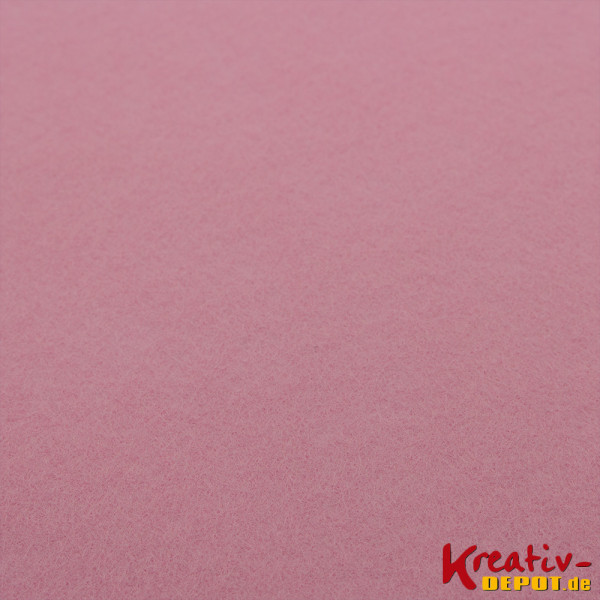 Bastelfilz, 1mm, 20x30cm, rosa