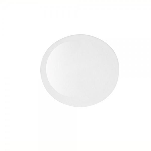 6 x Cabochon Glassteine, rund ⌀ 21mm