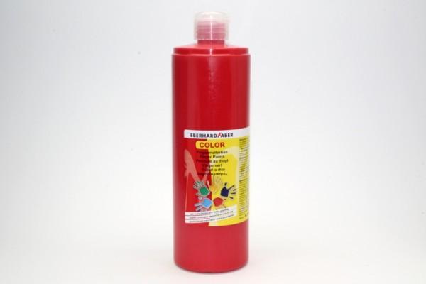 EBERHARD FABER Fingermalfarbe, 750 ml, geraniumrot hell