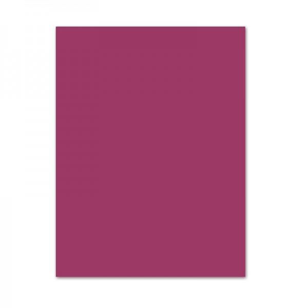 Fotokarton, 10er Pack, 300 g/m², 50x70 cm, weinrot