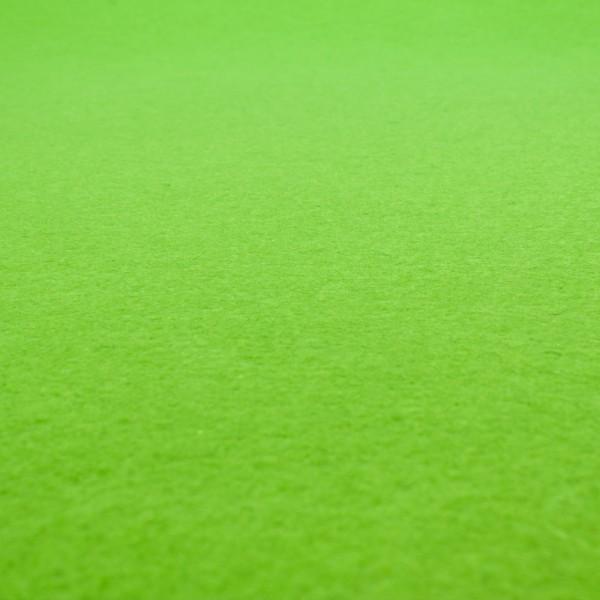 Bastelfilz, 3mm, 50x75cm, apfelgrün
