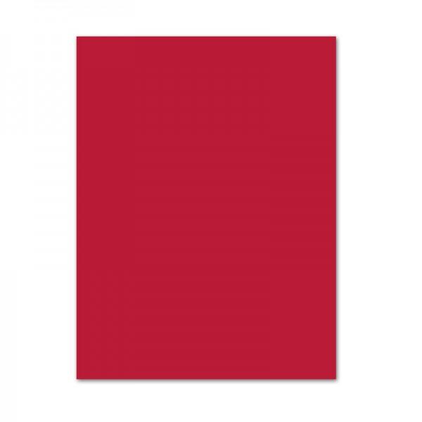Fotokarton, 10er Pack, 300 g/m², 50x70 cm, ziegelrot