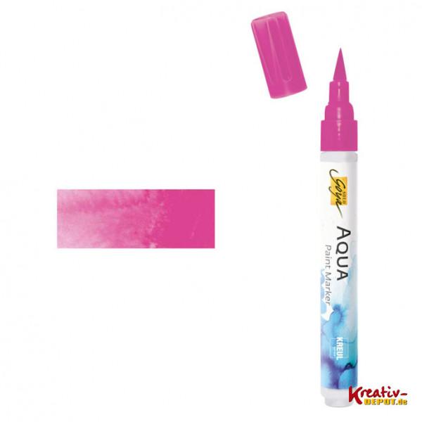 Aqua Paint Marker - Magenta