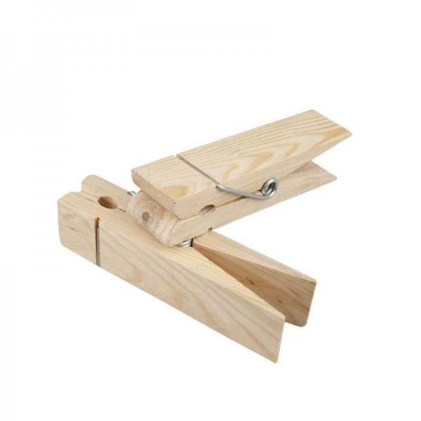 Aufbewahren & Ordnen Wäscheklammern Holz Wäscheklammern