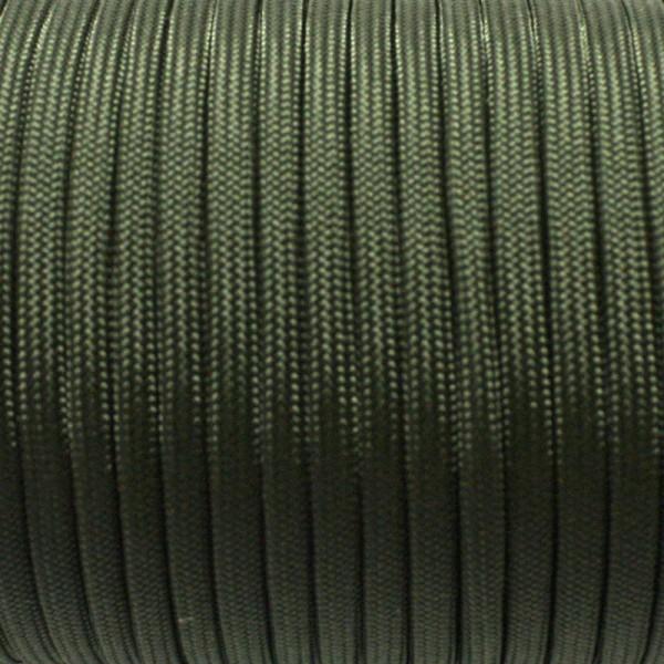Paracord - 50 mtr. Rolle, olivgrün