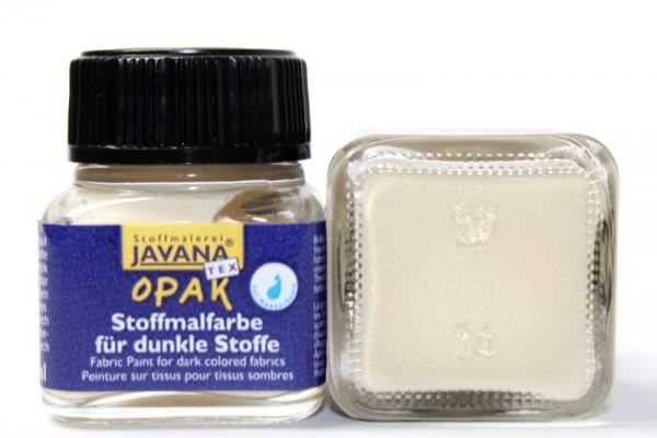 JAVANA TEXTIL Opak, für dunkle Stoffe, 20 ml, Vanille