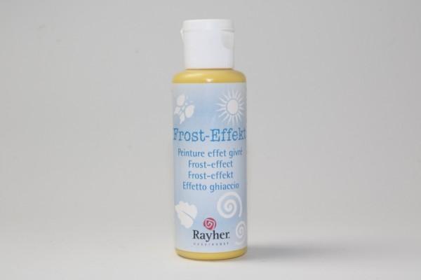 Frost-Effekt, 50 ml, sonnengelb